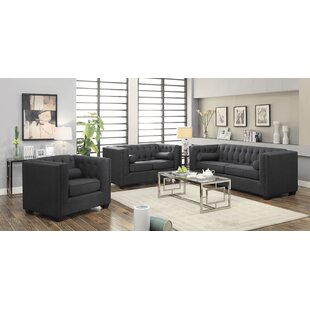 Order McDougal Configurable Living Room Set by Three Posts Reviews (2019) & Buyer's Guide