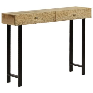 Ingrid Console Table By World Menagerie