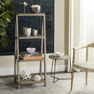 Blonde Ladder Bookcase By Latitude Run