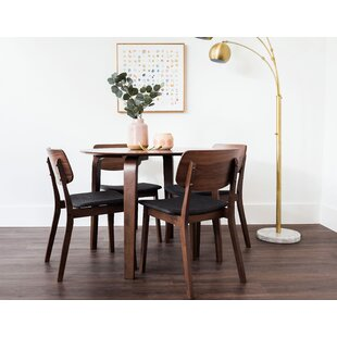 Blosser 5 Piece Dining Set