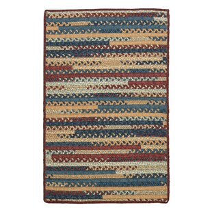 Market Mix Rectangle Summer Area Rug byColonial Mills