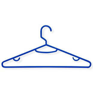 Read Reviews Recycled Plastic Hanger (Set of 60) ByHoney Can Do