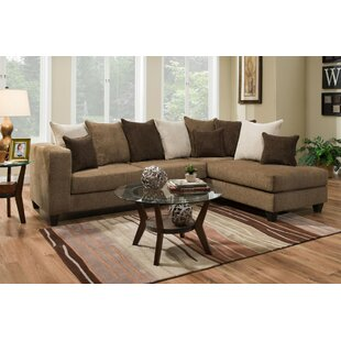 Three Posts Swansea Stationary Sectional