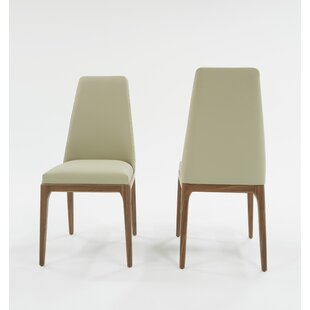 Hallwood Upholstered Dining Chair (Set of 2) Brayden Studio