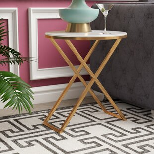 Reviews Birrell End Table By Willa Arlo Interiors