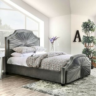 Lynell Upholstered Platform Bed