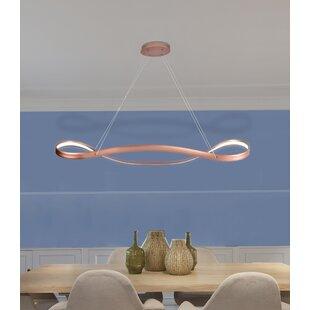 Orren Ellis Wingert 1-Light LED Novelty Pendant