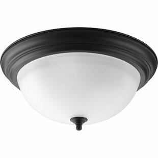 Red Barrel Studio Micadeau Modern 3-Light Flush Mount