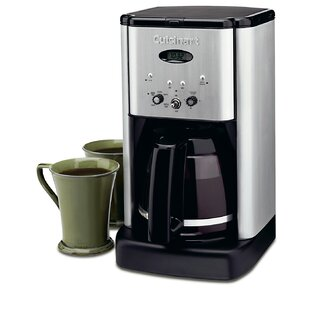 12-Cup Brew Central Programmable Coffee Maker
