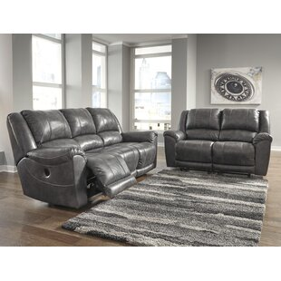 Darby Home Co Waterloo Configurable Livin..