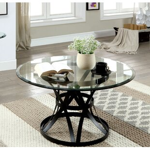 Redford Coffee Table by Gracie Oaks Best Choices