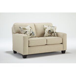Kaylin Loveseat by Alcott Hill Best #1