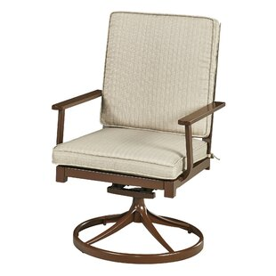 Mauricio Swivel and Swivel Arm Chair by L..