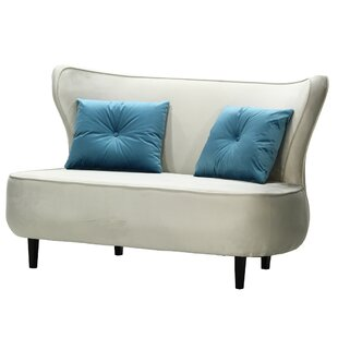 Everly Quinn Rapheale Loveseat