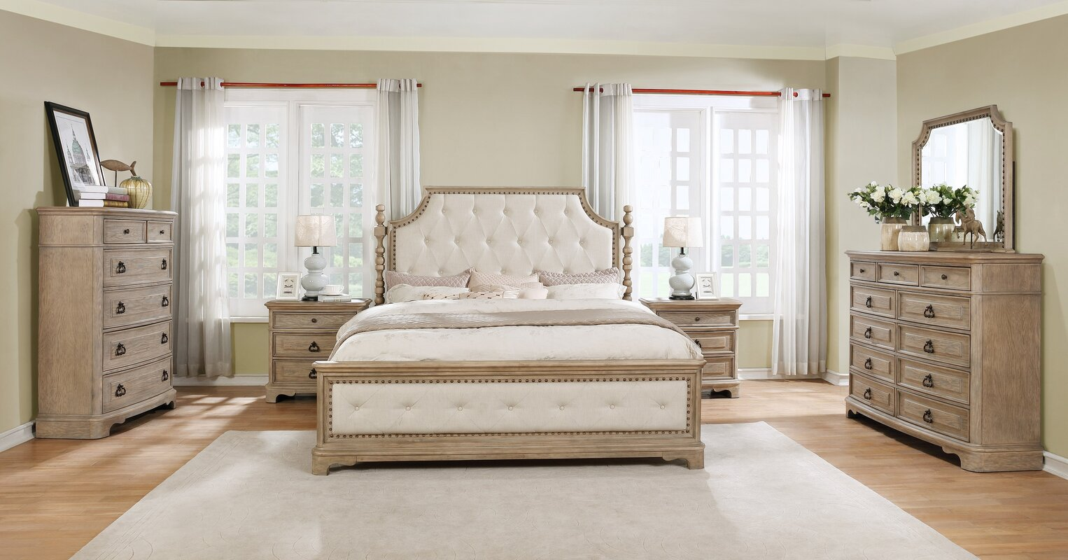 Pennington Platform 6 Piece Bedroom Set Interior Bedroom Ideas ookie1.com