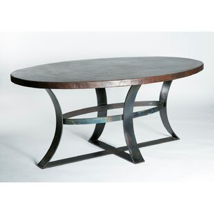 17 Stories Alexandria Oval Dining Table