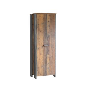 Orobanche 1 Door Wardrobe By Williston Forge