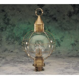 600 Series 3-Light Lantern Head by Brass Traditions