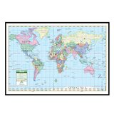 large framed world wall maps You'll in 2019   Wayfair on capitals of the world, large blank world map, large map time, rocket of the world, large detailed world map, large map america, large framed world map, large world map poster, large map mexico, view of the world, large map usa, overview of the world, mappa mundi, large world maps with continents, large world maps printable, palace of the world, topographic map, large flat world map, large map united states, large old world map, hero of the world, large world map countries, thematic map,