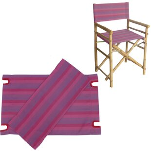 Rizokarpaso Canvas for Bamboo Director Chair
