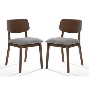 Bulloch Side Chair in Walnut Set of 2