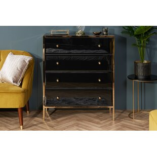 Parris 4 Drawer Chest By Canora Grey