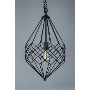 Fashion N You by Horizon Interseas 1-Light Geometric Pendant