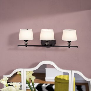 Reviews Rojo 3-Light Vanity Light By Willa Arlo Interiors