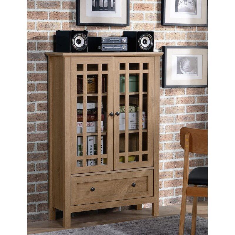 Lockland 2 Door Accent Cabinet