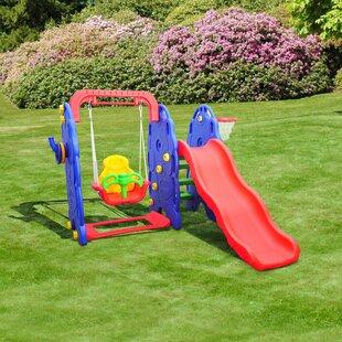 Ordinaire Garden Playground Swing Set