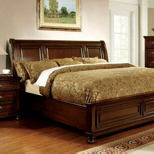 Staab Traditional Panel Bed by Charlton Home Reviews
