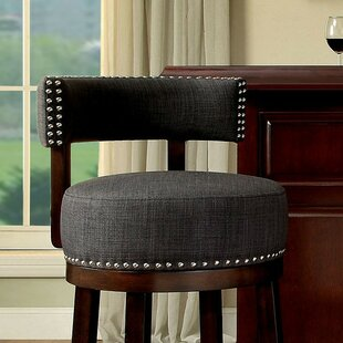 Acklin 30 Swivel Bar Stool (Set of 2)