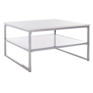 Aliza Sled Coffee Table With Storage By Latitude Run