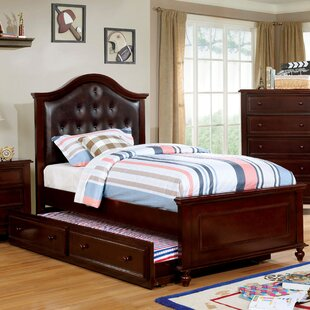 Eliot Upholstered Panel Bed