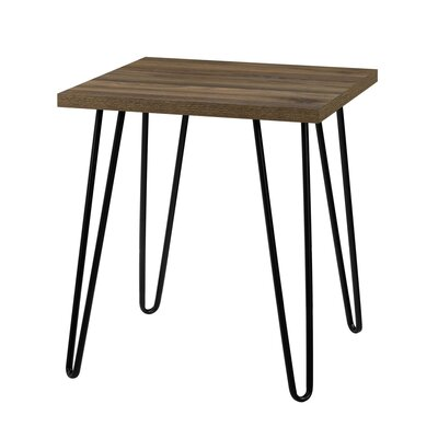 Folkston End Table Finish: Walnut by Zipcode Design