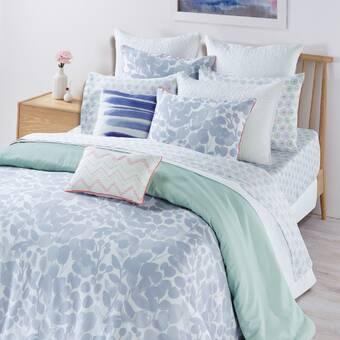 Bluebellgray 3PC Comforter Set Palette STYLE