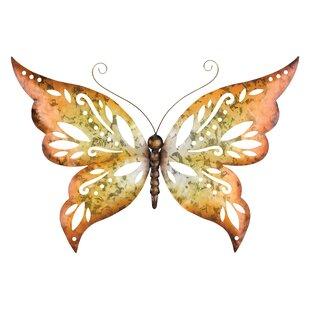 Capri Butterfly Wall Décor By Regal Art & Gift