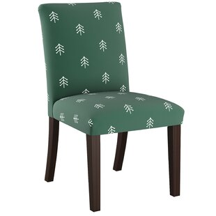 Lafon Upholstered Dining Chair Loon Peak