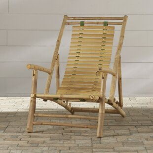 Bay Isle Home Porter Reclining Beach Chair (Set of 2)