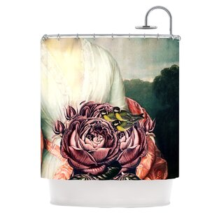 The Bouquet by Suzanne Carter Single Shower Curtain