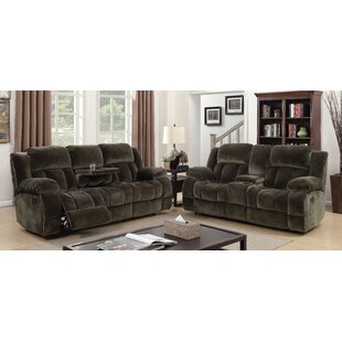 Deals Shamavi Transitional Reclining  Living Room Collection by Red Barrel Studio Reviews (2019) & Buyer's Guide