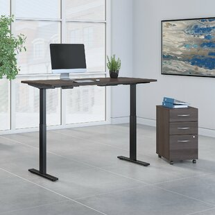 Move 60 Series 2 Piece Desk Office Suite by Bush Business Furniture