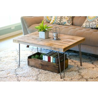 Aramantha Coffee Table by Union Rustic SKU:BC449932 Description