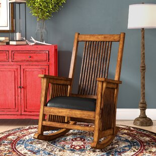 Loon Peak Isolde Rocking Chair