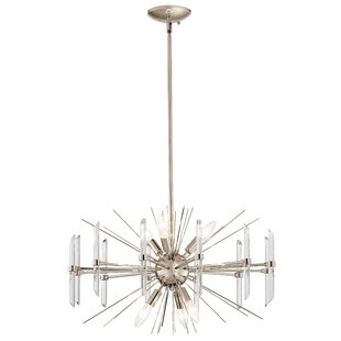 Ivy Bronx Irton 6-Light Sputnik Chandelier
