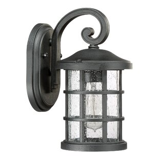 Autry 1-Light Outdoor Wall Lantern By Red Barrel Studio Outdoor Lighting