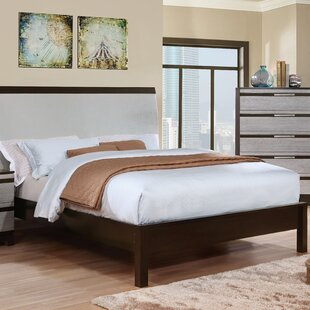 Dowd Upholstered Platform Bed by Brayden Studio Spacial Price