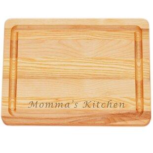 Master Wood Cutting Board