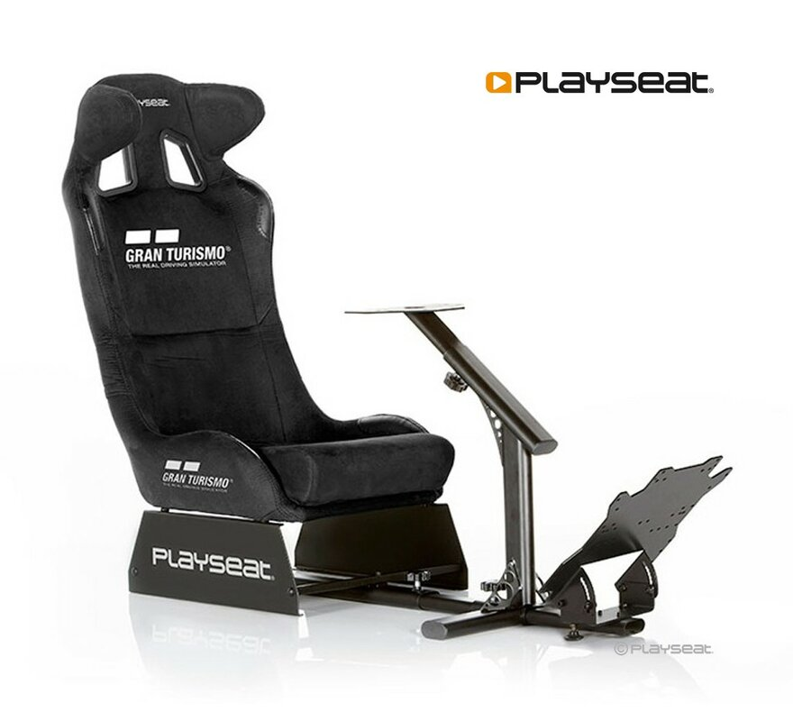 "playseats evolution ""gran turismo"" chair & reviews 
