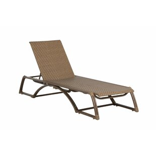 Luna Reclining Chaise Lounge (Set of 2) by Summer Classics